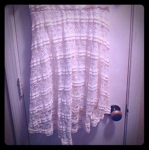 ❣ White Lace Dress ❣